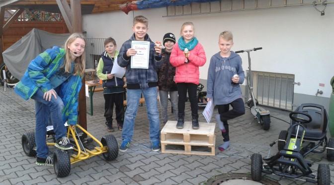 1. Cadolzburger Kettcar Rennen